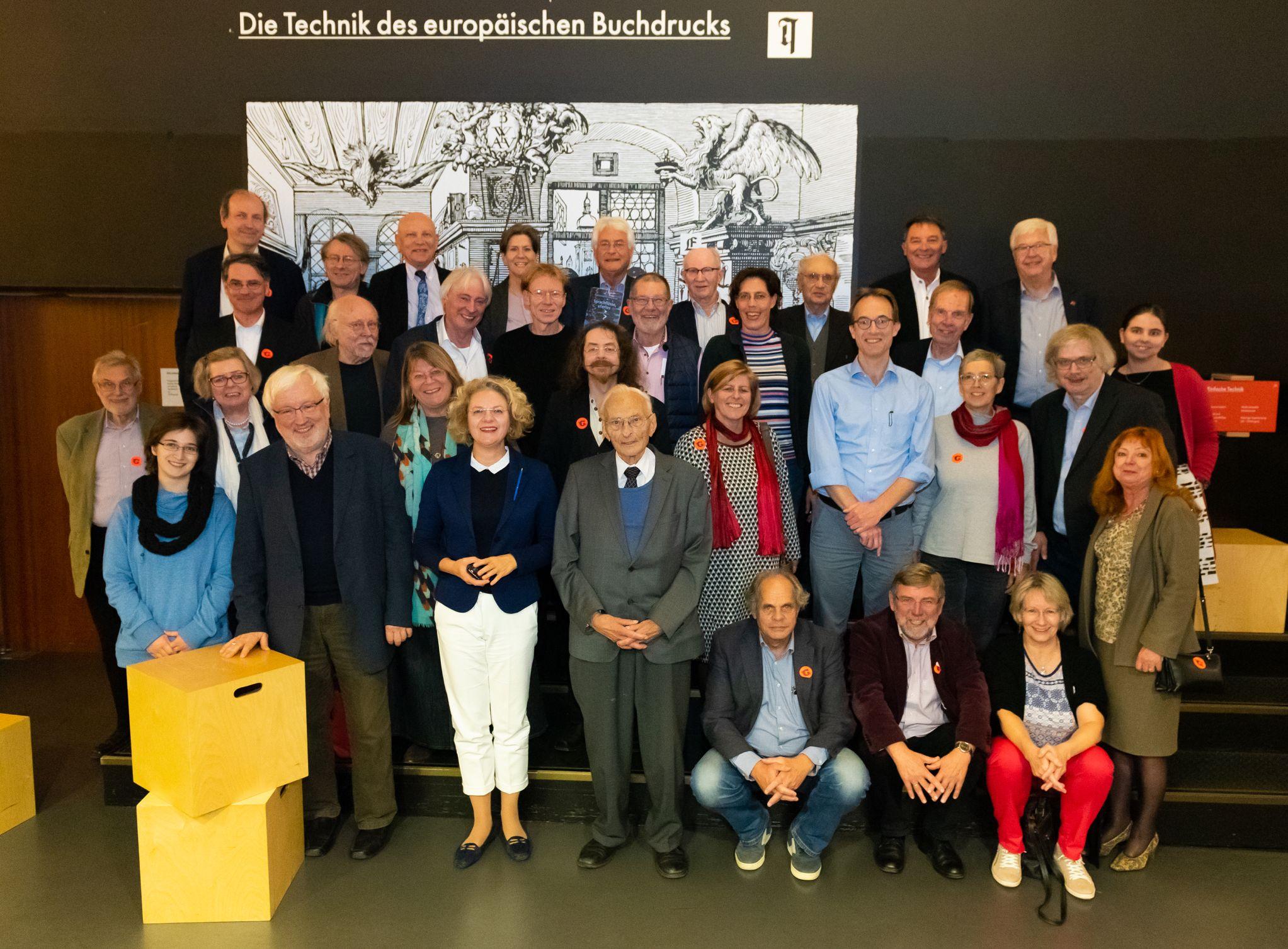 Der Verein auf der Jahrestagung des IADM in Mainz